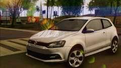 Volkswagen Polo GTi 2011 para GTA San Andreas