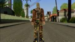 Arctic Avenger (Tactical Intervention) v3 para GTA San Andreas