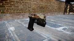 Pistola Glock de 20 choco