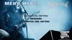 Metal Menu - Immortal (Live) para GTA San Andreas