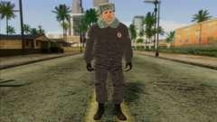 A polícia da Rússia Pele 4