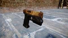 Pistola Glock de 20 de elite para GTA 4