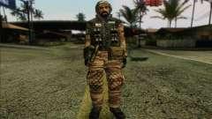 Soldados MEK (Battlefield 2) Pele 6