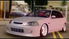 Honda Civic 1.4 Hatchback para GTA San Andreas