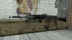 AK-101 com a segurança dos nossos (Battlefield 2