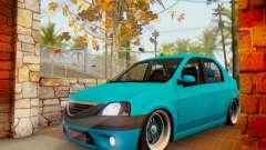 Dacia Logan Elegant para GTA San Andreas