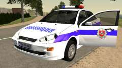 Ford Focus Polícia Nizhny Novgorod região