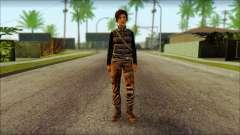 Tomb Raider Skin 1 2013 para GTA San Andreas