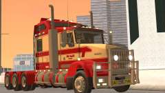 Kenworth T800 Road Train 8X6 para GTA San Andreas