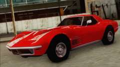 Chevrolet Corvette ZR1 1970 para GTA San Andreas
