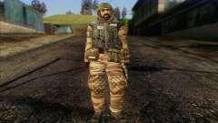 Soldados MEK (Battlefield 2) Pele 1