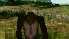 Pé grande (Bigfoot) no monte Chiliad