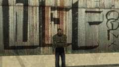 Calças de bandido de Stalker para GTA San Andreas