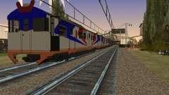 Indonésia trem de diesel MCW 302