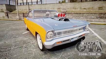 Chevrolet II Nova SS 1966 Custom [EPM] PJ1 para GTA 4