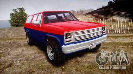GTA V Declasse Rancher XL para GTA 4
