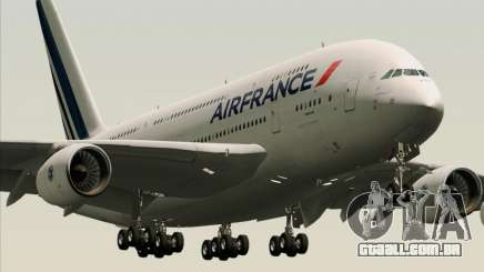 Airbus A380-861 Air France para GTA San Andreas