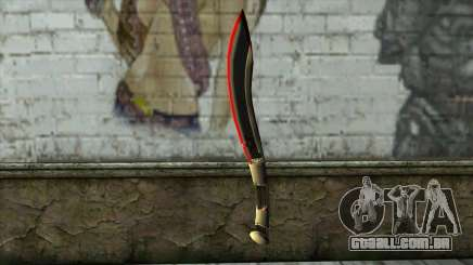 Fang Blade from PointBlank v1 para GTA San Andreas