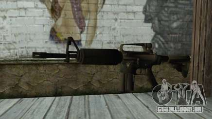 TheCrazyGamer M16A2 para GTA San Andreas