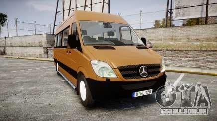 Mercedes-Benz Sprinter 313 cdi para GTA 4