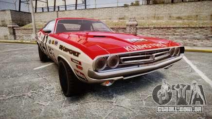 Dodge Challenger 1971 v2.2 PJ7 para GTA 4