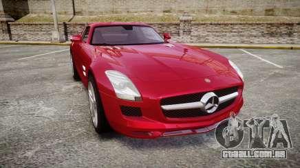 Mercedes-Benz SLS AMG [EPM] para GTA 4
