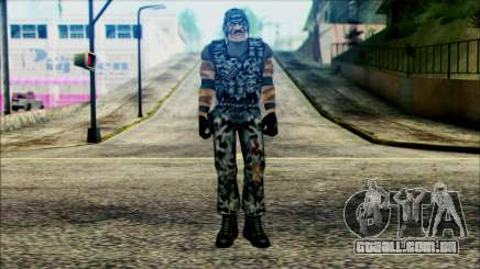 Manhunt Ped 22 para GTA San Andreas