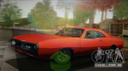 GTA 4 Dukes Tunable para GTA San Andreas