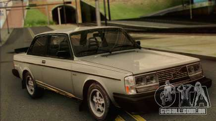 Volvo 242 Turbo 1983 para GTA San Andreas