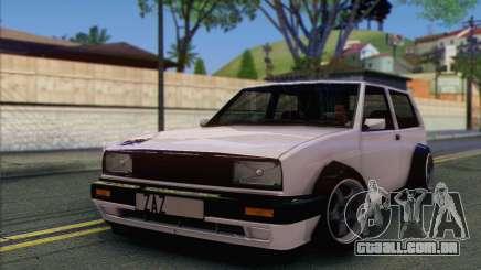 Volkswagen Club Mk2 para GTA San Andreas