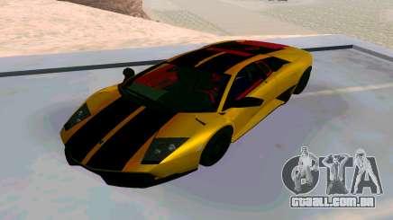 Lamborghini Murcielago crossover para GTA San Andreas