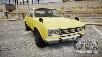 Vulcar Warrener para GTA 4
