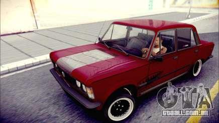 Fiat 125P Shark para GTA San Andreas