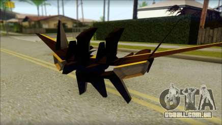 Machine Wing Jetpack para GTA San Andreas