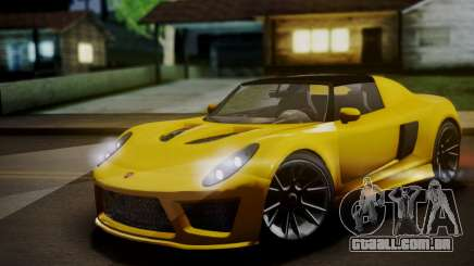 Voltic from GTA 5 (IVF) para GTA San Andreas
