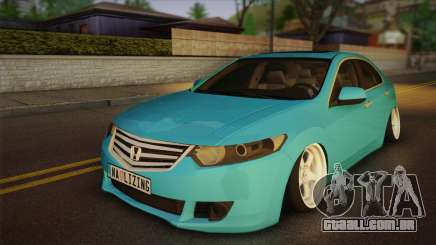 Honda Accord 2010 Hellaflush para GTA San Andreas