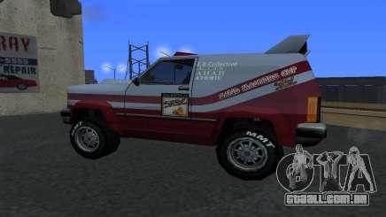 Atualizado Sandking para GTA San Andreas