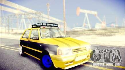 Fiat Uno para GTA San Andreas