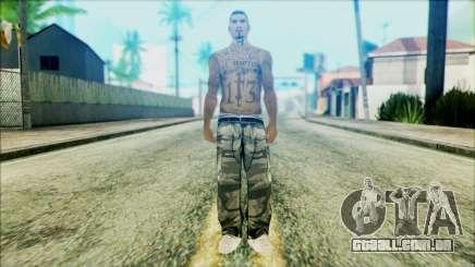 New Cesar para GTA San Andreas