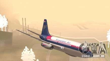 Indonesian Plane Sriwijaya Air para GTA San Andreas
