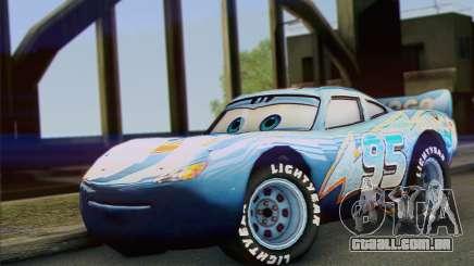 Lightning McQueen Dinoco para GTA San Andreas