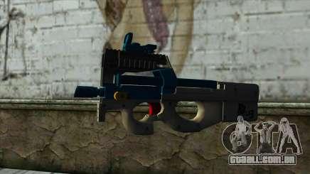 P90 from PointBlank v6 para GTA San Andreas