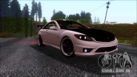 A Mercedes-Benz CL65 AMG para GTA San Andreas