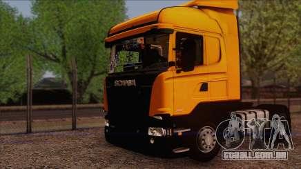 Scania R500 Streamline para GTA San Andreas