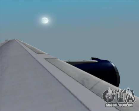 McDonnell Douglas DC-10-30 VARIG para GTA San Andreas