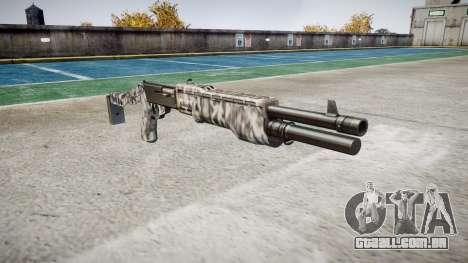 Ружье Franchi SPAS-12 de Diamante para GTA 4