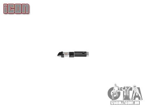 Laser espada para GTA 4 terceira tela