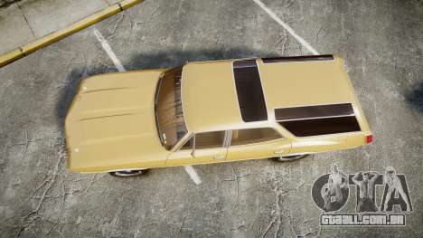 Oldsmobile Vista Cruiser 1972 Rims1 Tree5 para GTA 4 vista direita