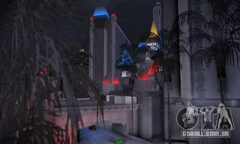 Gráfico mod para médias PC 2.0 para GTA San Andreas sexta tela
