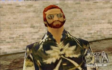 Vercetti Gang from GTA Vice City Skin 2 para GTA San Andreas terceira tela
